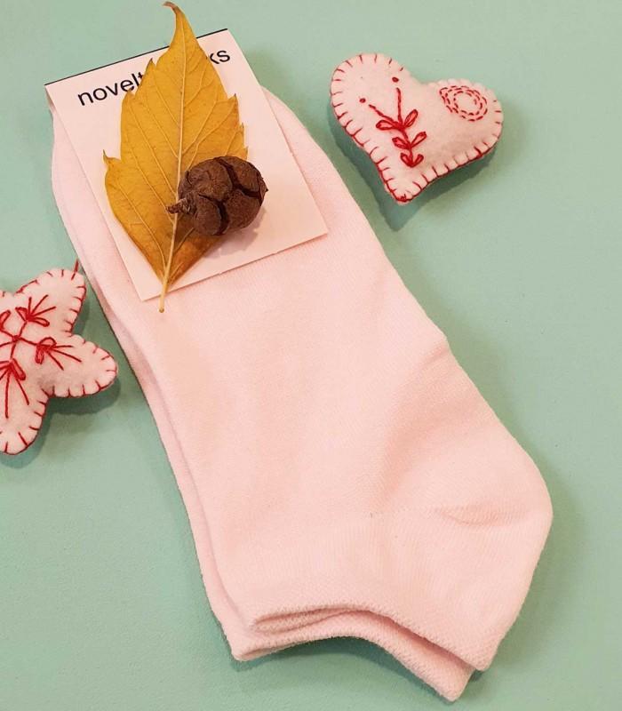 جوراب صورتی  روشن